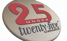25 under 25 Award