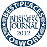 Best Places to Work - 2012
